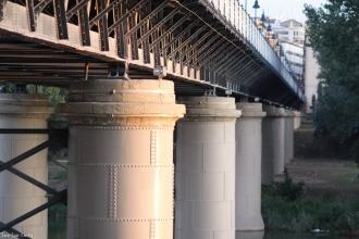 Puente de Hierro/Logroño