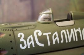 Mosca Caza Ruso guerra civil y 2º G.M.