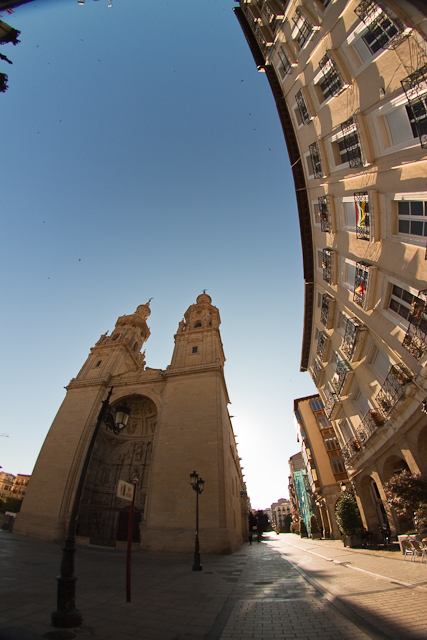 Con-catedral La Redonda