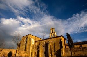 Cañas - Monasterio